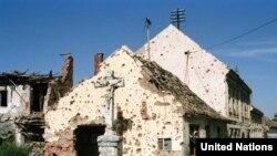 Vukovar, 1992. godine