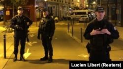 Ֆրանսիա - Ոստիկանները Փարիզում օպերատիվ միջոցառում են իրականացնում, արխիվ