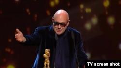 Gianfranco Rosi primio glavnu nagradu