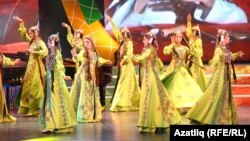 Дни культуры Туркменистана в Татарстане, ноябрь 2014 года.