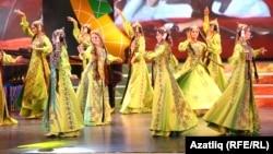 Kazan, Türkmen medeniýetiniň Tatarystandaky günleri, 4-nji noýabr, 2014 ý.