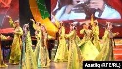 Kazan, Türkmenistanyň medeniýet günleri. 4-nji noýabr, 2014.