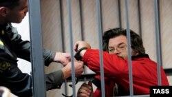 Заарештований активіст Роман Долгов