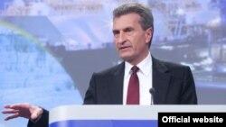 Ґюнтер Еттінґер