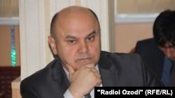 Рустам Латифзода, раиси ҳизби аграрии Тоҷикистон