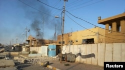 Reports that IS gunmen have made gains west of Ramadi come after a failed attempt on December 11 by Iraqi police, army, and security forces to penetrate into Hit.