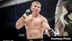 Олексій Кудін на рингу