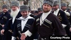 Возможно, Рамзан Кадыров обиделся на реплику Путина?