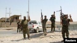 Ирак армиясындагы ыктыярчылар.