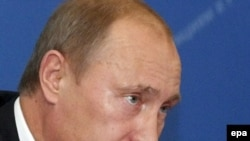 "Russian Prime Minister Vladimir Putin: ""We are not establishing a cartel."""