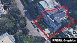Це – вартість будинку площею 360 квадратних метрів і 20 соток землі