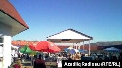 Daşkəsəndə bazar