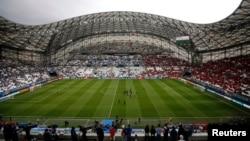 Ֆրանսիա - Ալբանիա խաղը Մարսելի Ստադ Վելոդրոմ մարզադաշտում, 15-ը հունիսի, 2016թ.