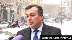 Արմեն Ամիրյան, Երևան, 15-ը փետրվարի, 2017 թ․