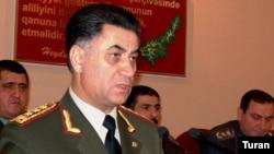 Azerbaijan -- Usubov, Ramil, Interior Minister, Baku, 27Jan2007