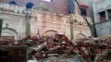 In May 2018, a mob led by hard-line Muslim clerics destroyed a 100-year-old mosque belonging to the Ahmadi community in the eastern city of Sialkot, just one of many acts of sectarian violence inflicted on Ahmadis in Pakistan in recent years.