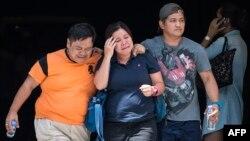 عامل حمله یک مرد بود که به گفته سخنگوی ریاست جمهوری فیلیپین، اندکی پس از حادثه، خود را به آتش کشید.
