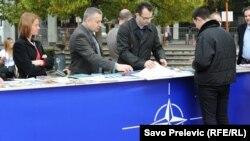 Obilježavanje 66 godina NATO u Podgorici, ilustrativna fotografija