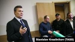 Колишній президент України Віктор Янукович