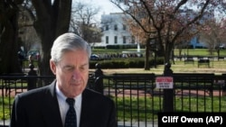 აშშ-ის სპეციალური პროკურორი რობერტ მიულერი