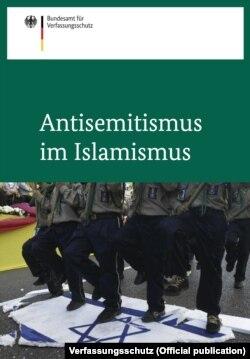 """""""Antisemitism în islamism"""", coperta publicației"""