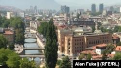 Još je neizvjesno hoće li 1. februar, kako je to predložio gradonačelnik, biti Dan osnivanja grada Sarajeva (na fotografiji)