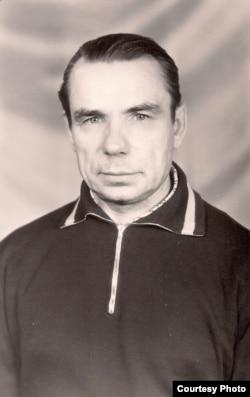 Алесь Наўроцкі. 1989 год