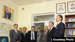 Открытие Казахского центра в Ереванском государственном университете