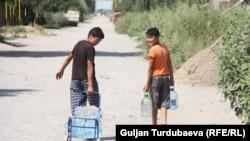 <b>Конуштун суу бөлүштүргөн системасы былтыр айыл өкмөттүн балансынан Бишкек сууканалына өткөн. </b>