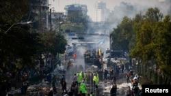 Беспорядки в Бангкоке, 2 декабря 2013