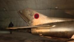MiG Jet Hoard In An Albanian Bunker