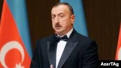 Әзербайжан президенті Ильхам Әлиев. Баку, 10 мамыр 2013 жыл.