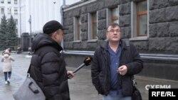 Журналісти зафіксували на Банковій і Олексія Кірющенка – режисера серіалу «Слуга народу»