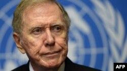 مایکل کیربی، رئیس کمیسیون تحقیق سازمان ملل متحد درباره وضعیت حقوق بشر در کرهشمالی