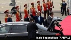 Керри прибыл в Тбилиси