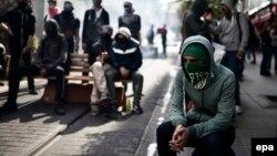 Protestues në Turqi...