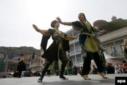 آذریهای ارمنستان، نوروز را جشن میگیرند