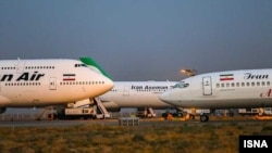 در ایران از «۸۵ ميليون ظرفيت فرودگاهی» در حال حاضر «تنها ۴۵ ميليون اعزام و پذيرش» انجام میشود
