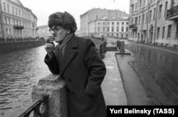 Булат Окуджава, 1987. Фото Юрия Белинского /Фотохроника ТАСС/