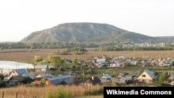 Гора-шихан Куштау