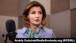 За словами Марини Порошенко, загалом у країні близько 47 тисяч дітей із особливими освітніми потребами