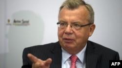 Шефот на Канцеларијата за дрога и криминал на ОН Јури Федотов.