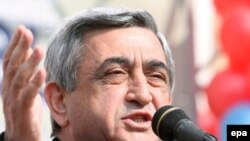 Армения будет продолжать сближаться с Европой и при новом президенте Серже Саркисяне