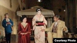 اجرای مادام باترفلای با بهرام تاجآبادی