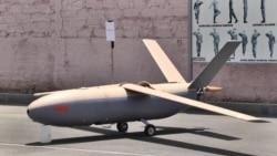 Armenia Shows Off Alleged Azerbaijani Drones