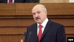 Александр Лукашенка.