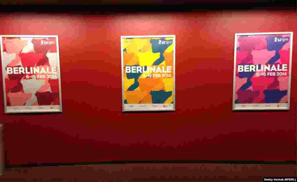 Плакаты Берлинале понравились бы Энди Уорхолу