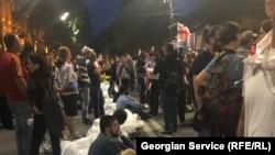 Акція протесту у Тбілісі, Грузія, 29 червня 2019 року