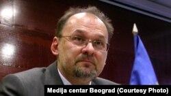 Претседателот на делегацијата на ЕП за Југоисточна Европа Јелко Кацин