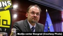 Raportuesi për Serbinë në Parlamentin Evropian, Jelko Kacin